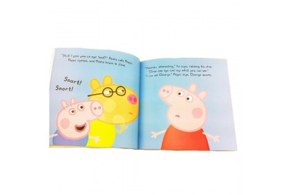 Peppa Pig : Peppa's First Glasses StoryBook