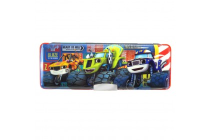 BLAZE MONSTER MACHINES MAGNETIC PENCIL CASE