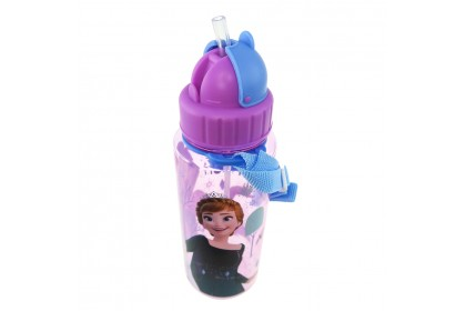 Disney Frozen 2 Tritan Bottle With Straw (500ml)