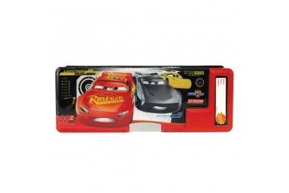 Disney Cars Magnetic Pencil Case