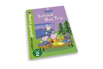 Peppa Pig : School Bus Trip Reading StoryBook