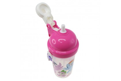 My Little Pony Magic Water Bottle With Straw (350ml)