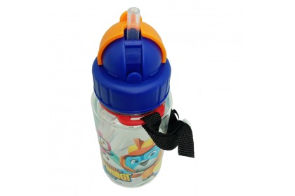 Top Wing Tritan Bottle with Straw (350ML)