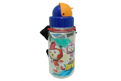 TOP WING 350ML TRITAN BOTTLE WITH STRAW * BPA FREE